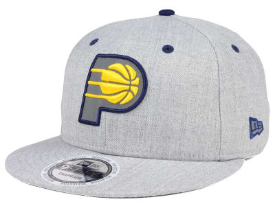 Indiana Pacers New Era NBA Total Reflective 9FIFTY Snapback Cap
