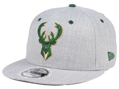 Milwaukee Bucks New Era NBA Total Reflective 9FIFTY Snapback Cap