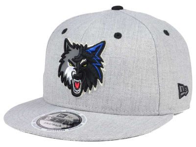 Minnesota Timberwolves New Era NBA Total Reflective 9FIFTY Snapback Cap