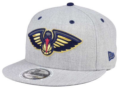 New Orleans Pelicans New Era NBA Total Reflective 9FIFTY Snapback Cap