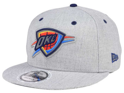 Oklahoma City Thunder New Era NBA Total Reflective 9FIFTY Snapback Cap