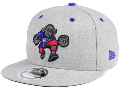 Philadelphia 76ers New Era NBA Total Reflective 9FIFTY Snapback Cap