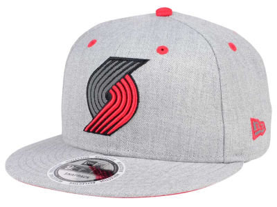 Portland Trail Blazers New Era NBA Total Reflective 9FIFTY Snapback Cap