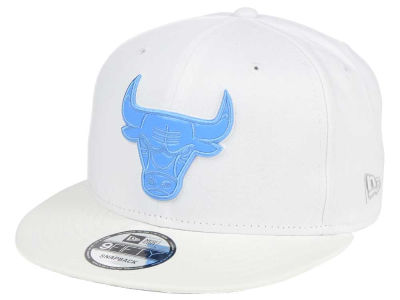 Chicago Bulls New Era NBA Power Blue Hook 9FIFTY Snapback Cap