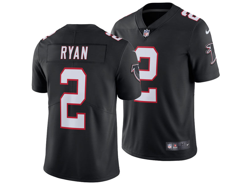 Atlanta Falcons Matt Ryan Nike NFL Men s Vapor Untouchable Limited Jersey  d9e365be4