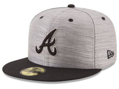 Atlanta Braves New Era MLB Silver Dollar 59FIFTY Cap