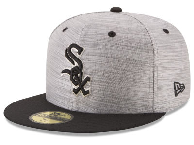 Chicago White Sox New Era MLB Silver Dollar 59FIFTY Cap