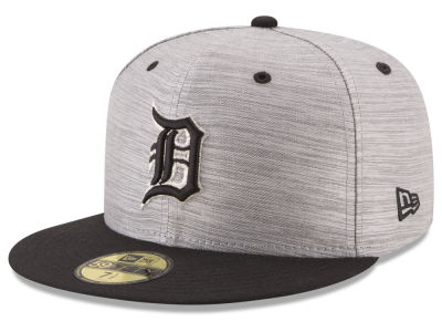Detroit Tigers New Era MLB Silver Dollar 59FIFTY Cap
