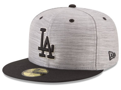 Los Angeles Dodgers New Era MLB Silver Dollar 59FIFTY Cap