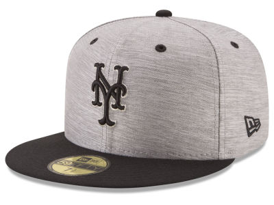 New York Mets New Era MLB Silver Dollar 59FIFTY Cap
