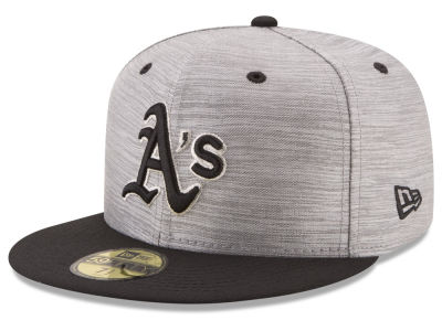 Oakland Athletics New Era MLB Silver Dollar 59FIFTY Cap