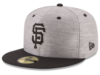 San Francisco Giants New Era MLB Silver Dollar 59FIFTY Cap