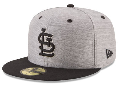St. Louis Cardinals New Era MLB Silver Dollar 59FIFTY Cap