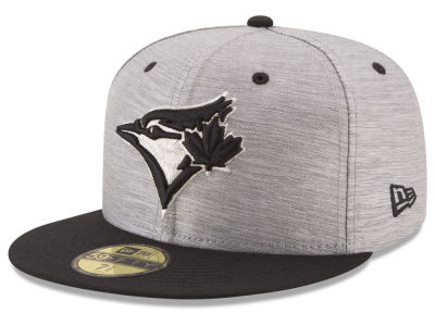 Toronto Blue Jays New Era MLB Silver Dollar 59FIFTY Cap