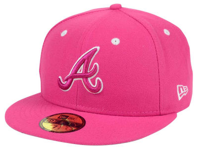 Atlanta Braves New Era MLB Pantone Collection 59FIFTY Cap