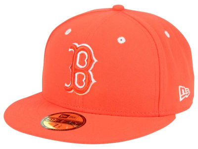 Boston Red Sox New Era MLB Pantone Collection 59FIFTY Cap