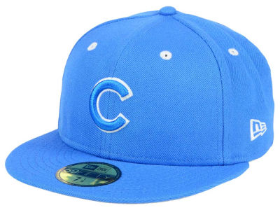 Chicago Cubs New Era MLB Pantone Collection 59FIFTY Cap