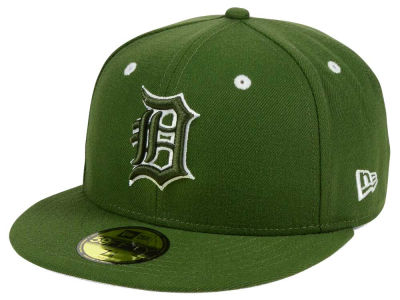 Detroit Tigers New Era MLB Pantone Collection 59FIFTY Cap