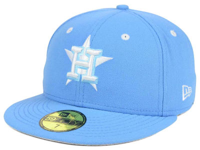 Houston Astros New Era MLB Pantone Collection 59FIFTY Cap