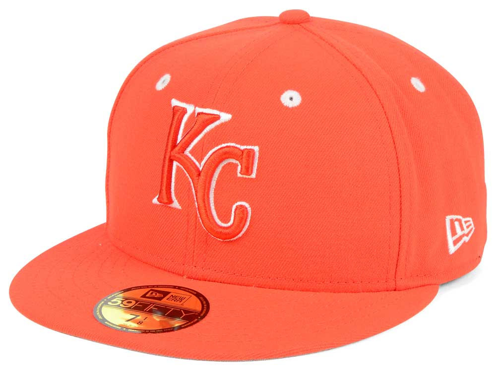 size 40 431f0 850a2 Kansas City Royals New Era MLB Pantone Collection 59FIFTY Cap   lids.com