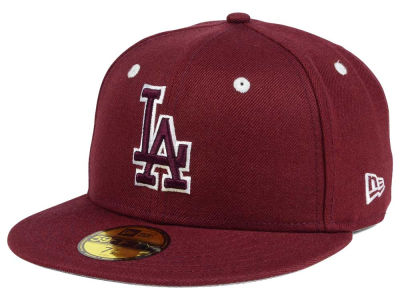 Los Angeles Dodgers New Era MLB Pantone Collection 59FIFTY Cap