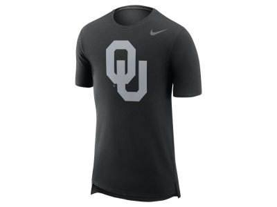 Oklahoma Sooners Nike NCAA Men's Droptail Enzyme Wash T-Shirt
