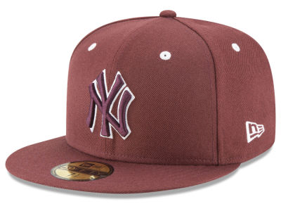 New York Yankees New Era MLB Pantone Collection 59FIFTY Cap