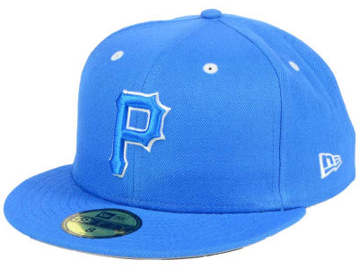 Pittsburgh Pirates New Era MLB Pantone Collection 59FIFTY Cap