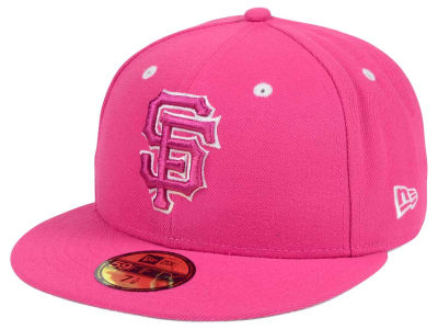 San Francisco Giants New Era MLB Pantone Collection 59FIFTY Cap