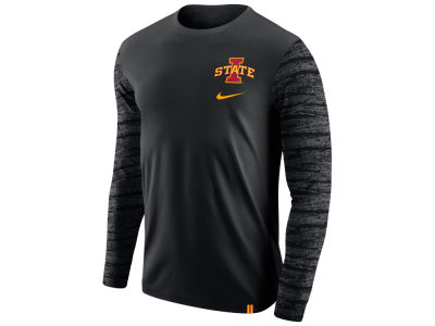 Iowa State Cyclones Nike NCAA Men's Enzyme Long Sleeve T-Shirt