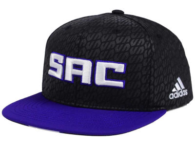 Sacramento Kings adidas NBA Alternate Jersey Snapback Cap