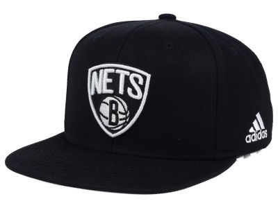 Brooklyn Nets adidas NBA Alternate Jersey Snapback Cap