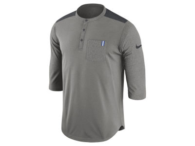 Kentucky Wildcats Nike NCAA Dri-Fit Henley T-shirt