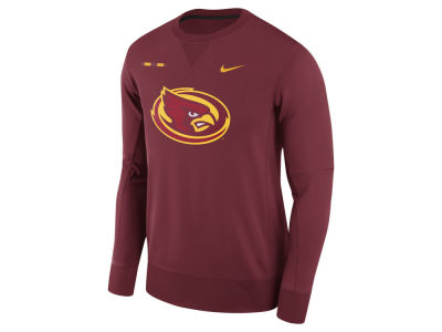 Iowa State Cyclones Nike NCAA Men's Therma-Fit Crew Sweatshirt