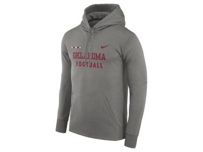 Oklahoma Sooners Nike NCAA Men's Therma-Fit Football Hoodie