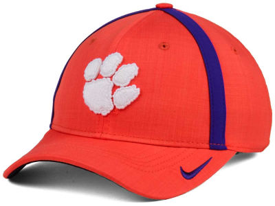Clemson Tigers Nike NCAA Youth Aerobill Sideline