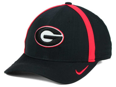 Georgia Bulldogs Nike NCAA Youth Aerobill Sideline