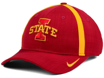 Iowa State Cyclones Nike NCAA Youth Aerobill Sideline