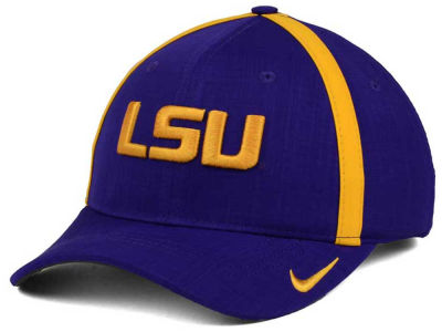 LSU Tigers Nike NCAA Youth Aerobill Sideline