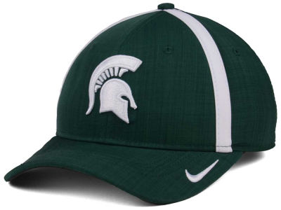 Michigan State Spartans Nike NCAA Youth Aerobill Sideline