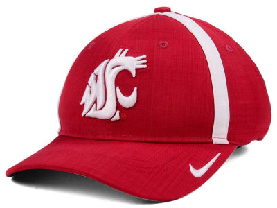 Washington State Cougars Nike NCAA Youth Aerobill Sideline