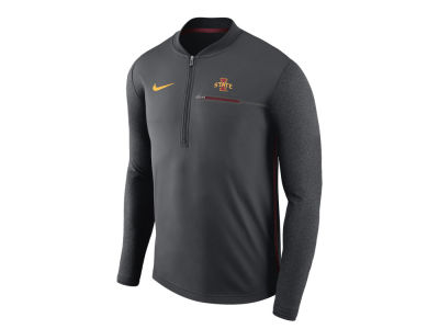 Iowa State Cyclones Nike NCAA Men's Coaches Quarter Zip