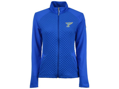 St. Louis Blues Antigua NHL 2017 Women's Winter Classic Gossamer Jacket