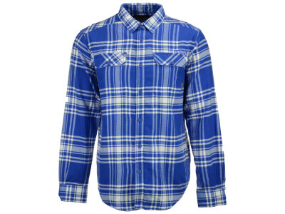 Kentucky Wildcats Columbia NCAA Men's Flare Gun Flannel Long Sleeve Shirt