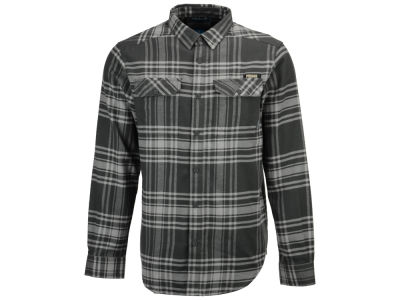 Purdue Boilermakers Columbia NCAA Men's Flare Gun Flannel Long Sleeve Shirt