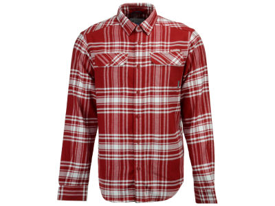 Alabama Crimson Tide Columbia NCAA Men's Flare Gun Flannel Long Sleeve Shirt