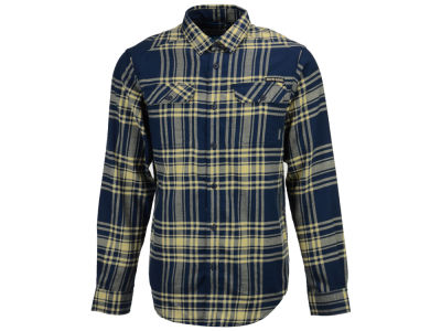 Notre Dame Fighting Irish Columbia NCAA Men's Flare Gun Flannel Long Sleeve Shirt