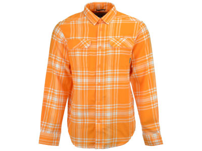 Tennessee Volunteers Columbia NCAA Men's Flare Gun Flannel Long Sleeve Shirt