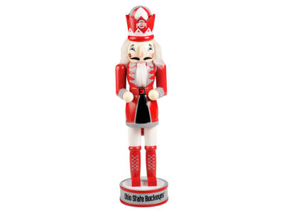 Ohio State Buckeyes Holiday Nutcracker