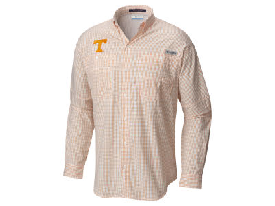 Tennessee Volunteers Columbia NCAA Men's Super Tamiami Long Sleeve Shirt